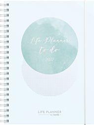 Kalender 2022 Life Planner To do A5 uke