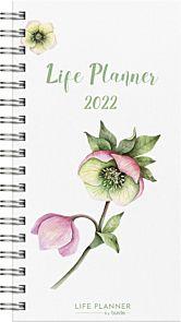 Kalender 2022 Life Planner Slim uke