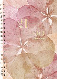Kalender Student 21/22 Grieg A5 Uke, Blomster