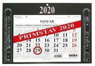 Magnetkalender Grieg Primstav 2020