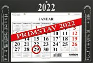 Kalender 2022 Grieg Magnetkalender Primstav Vegg