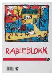 Rableblokk A3 100G 50 Blad