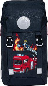 Barnehagesekk Fire Truck 12L Beckmann