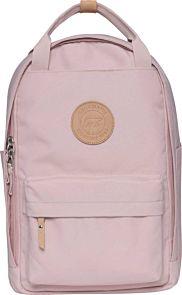 Skolesekk City Light Pink 20L Beckmann