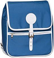 Skolesekk Blue 8L Retro Beckmann