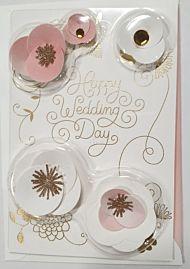 Kort Signature Happy Wedding Day P40