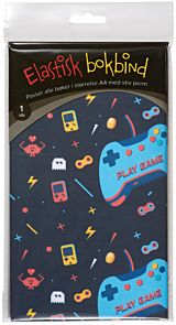 Bokbind Elastisk Gaming