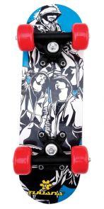 Mini Skate Board. Pvc Hjul. 608Z Kulelag