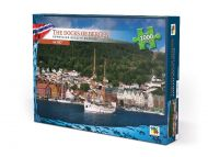 Puslespill 1000 The Docks Of Bergen Norge