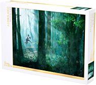 Puslespill 500 Lisa Aisato Aldriland