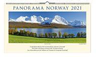 Kalender 2021 59x34cm Panorama