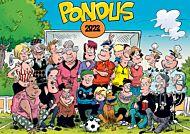 Pondus Veggkalender 2022