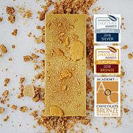 Sjokolade Karamelisert hvit m. pepperkake 53g
