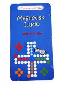 REISESPILL LUDO MAGNETISK
