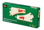 Brio Sporveksel M/Pens 144mm