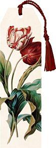 Bokmerke med dusk Tulipan 5X17cm