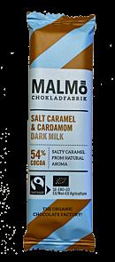 Sjokolade Minibar Salt Karamel og Kardemomme 50%