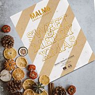 Adventskalender Malmø Chokladfabrik 24 luker