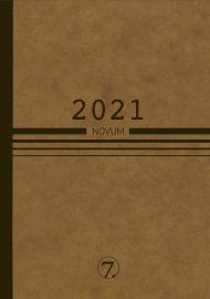 Avtalebok 2021 7.sans Novum Nature Uke A4 kartong