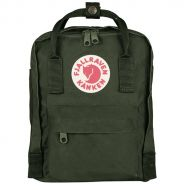 Sekk Fjallr Kånken Mini Forest Green-Ox