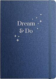Kalender Udatert Grieg Dream & Do C5 Ukeplanlegger