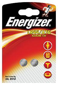 Batteri Energizer Alkaline LR44 (2)