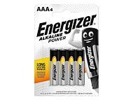 Batteri Energizer Alka Power AAA/LR03(4)