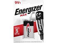 Batteri Energizer Alkaline Max 9V
