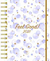 Avtalebok 2021 7.sans Feel Good Uke A5 kartong