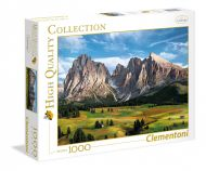 Puslespill 1000 The Alps Clementoni