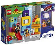 Lego Emmets Og Lucys Gjester Fra Duploplaneten 108