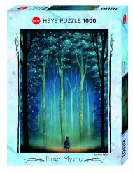 Puslespill 1000 Forest Cathedral Heye