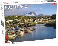 Puslespill 500 Narvik Havn Tactic