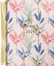 Kalender 2021 Organizer C5 Uke Palmer