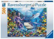 Puslespill 500 Havets Hersker Ravensburger