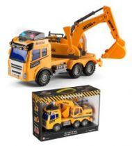 Truck M Graver Lyd & Lys