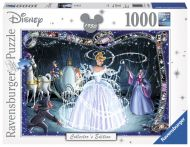 Puslespill 1000 Disney Cinderella Ravensburger