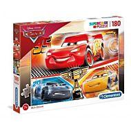 Puslespill 180 Cars Clementoni