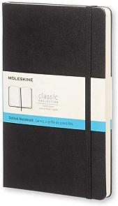 Moleskine Large Dotted Notebook Hard
