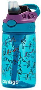 Drikkeflaske Contigo Cleanable Unicorn