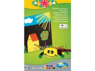 Fargeblokk Maildor A4 80g 100 Blad 10 Farger