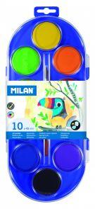 Maleskrin Milan Big 10 farger