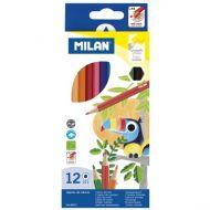 Fargeblyant Milan Touch 12 Stk