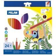 Fargeblyant Milan Touch 24Pk