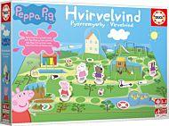Spill Peppa Pig Blåsbortspill
