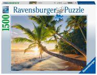 Puslespill 1500 Stranden Ravensburger