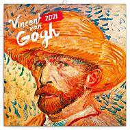 Kalender 2021 30x30cm Van Gogh