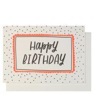 Systemkort PC Happy Birthday Scallop
