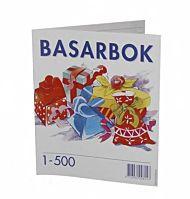 Basarbok 1-500