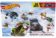 Adventskalender Hot Wheels 2020